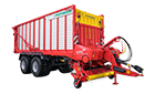 Silage loader wagons