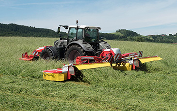 NOVACAT A10: The new standard for mower combinations