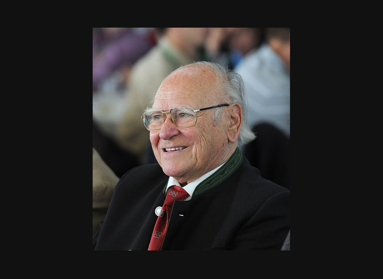 KR Heinz Pöttinger senior passes away