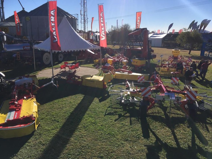 Austrian quality at the NAMPO show in South Africa