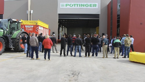 PÖTTINGER Australia continues its successful course and opens a new site in Truganina