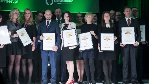 Poland: Innovation prize for the AEROSEM PCS DUPLEX SEED and award for PÖTTINGER trade fair stand