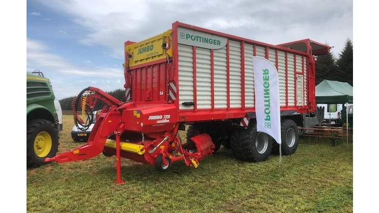 Successful grassland and tillage demo day in Luxembourg