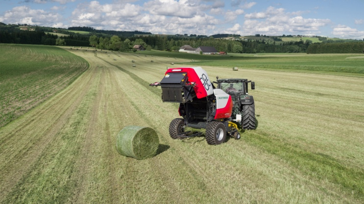 New brochure: IMPRESS round balers