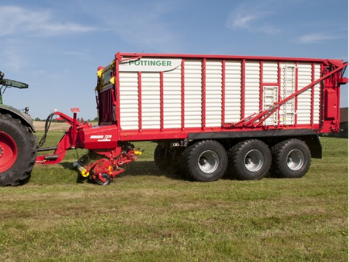 New: Pickup SUPERLARGE 2360 for JUMBO