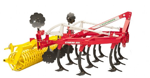 SYNKRO cultivator delivers impressive results