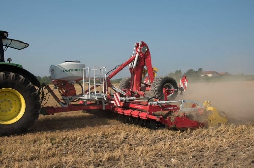 New video: TEGOSEM cover crop seeder