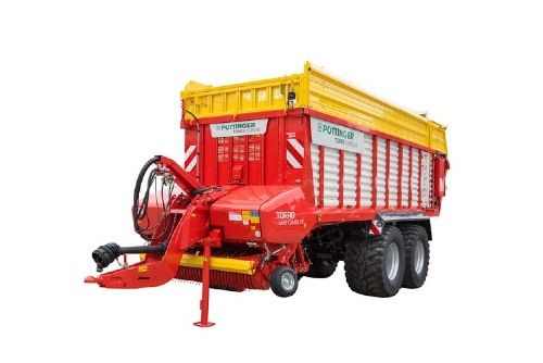 New brochure: TORRO COMBILINE multipurpose loader wagons