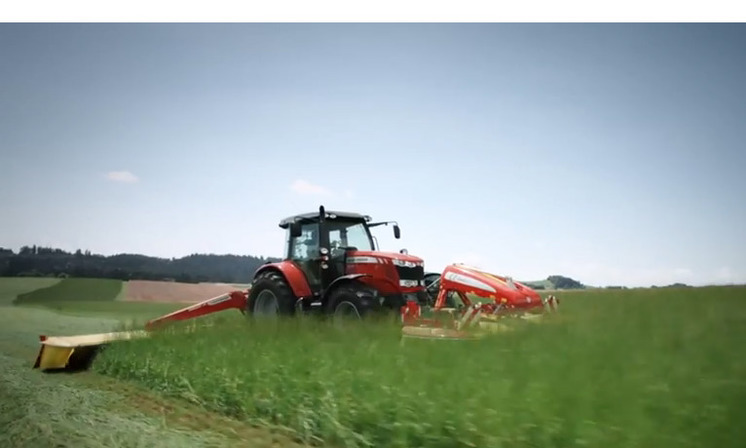 New video: NOVACAT S10 mower combination