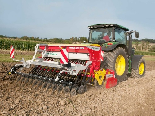 VITASEM 252 A and 302 A CLASSIC: professional equipment for smaller farms