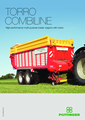TORRO COMBILINE High-performance multi-purpose loader wagons with rotors