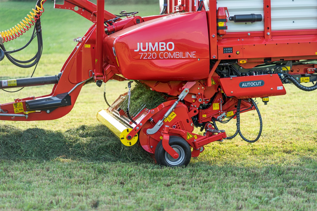 JUMBO 7220 COMBILINE Pick-up