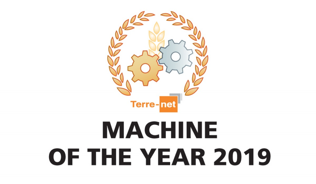 Logo Machine of the year
