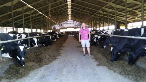 Large dairy farm in Latvia harvests using JUMBO