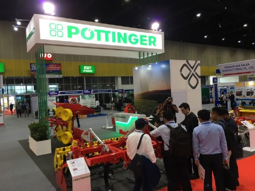 Review: That was the premier of Agritechnica Asia 2017