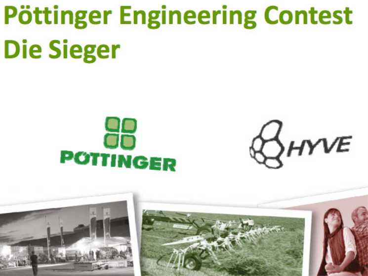 Pöttinger Engineering Contest