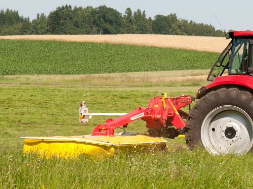 New: EUROCAT 272 and 312 drum-type mowers