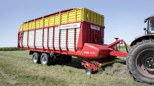 Video - FARO 10010 L DRY FORAGE