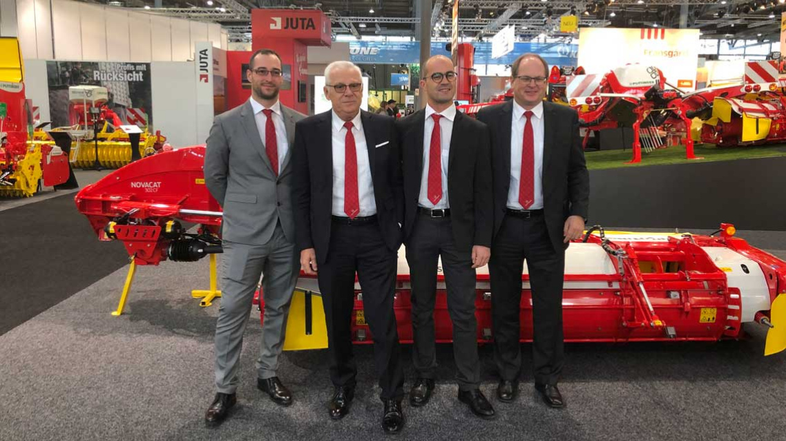 AGRITECHNICA di Hannover