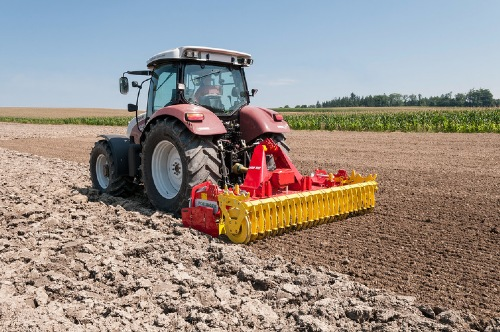 New Brochure: LION power harrows