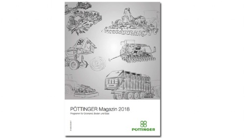 New brochure: MAGAZINE 2018