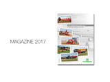 New brochure: MAGAZINE 2017