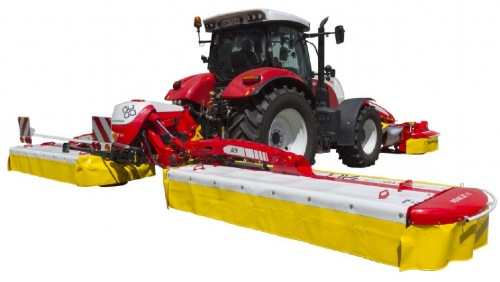NOVACAT A9 – Expanding a proven line of combination mowers