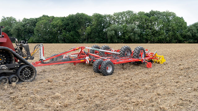 Pöttinger: New Wear Parts for Stubble Cultivators