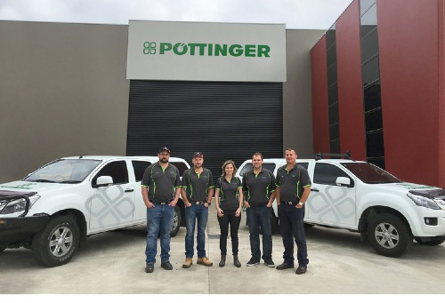More success with PÖTTINGER