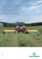 NOVACAT/NOVADISC mower combinations