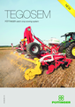 TEGOSEM catch crop sowing system