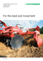 TERRADISC– compact disc harrows up to 6 metres wide