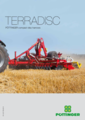 TERRADISC Compact disc harrows